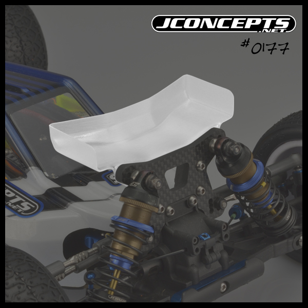JConcepts Aero Front Wings For The B64 & B64D (2)