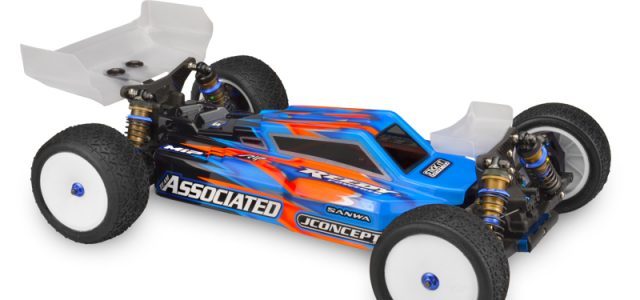 JConcepts F2 Body For The B64 & B64D