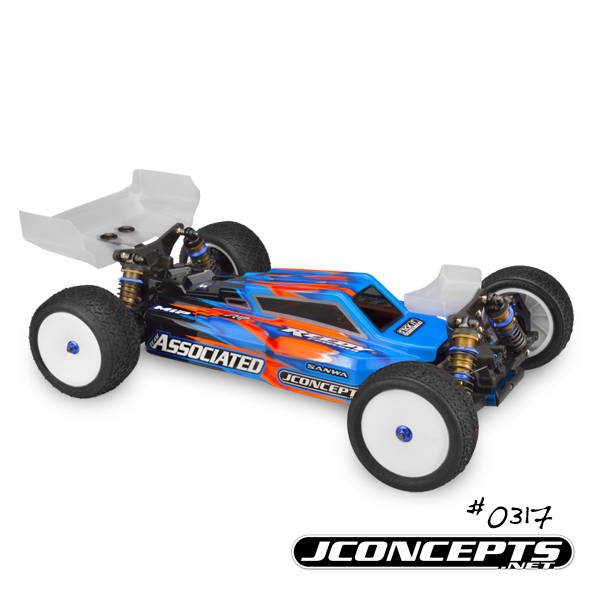 JConcepts F2 Body For The B64 & B64D (2)