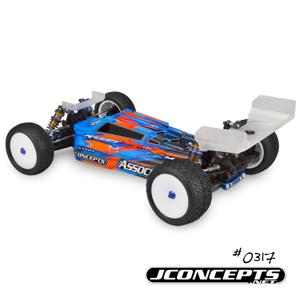JConcepts F2 Body For The B64 & B64D (3)