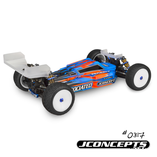 JConcepts F2 Body For The B64 & B64D (4)