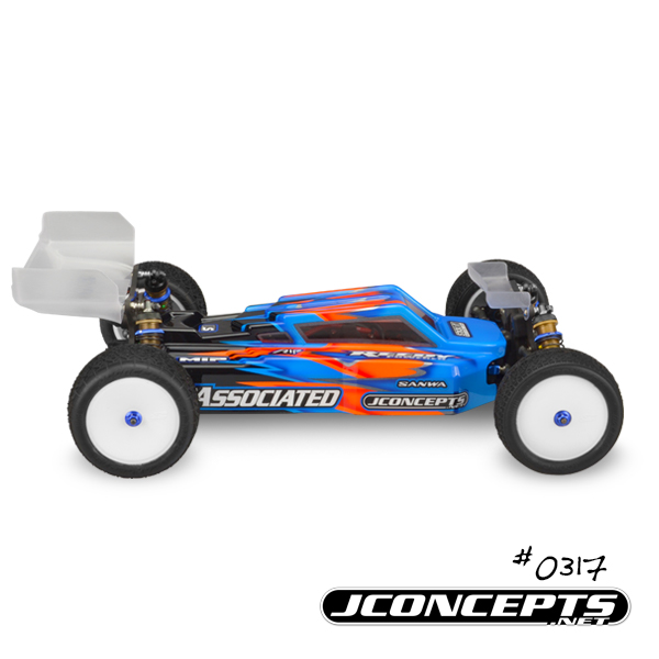 JConcepts F2 Body For The B64 & B64D (5)