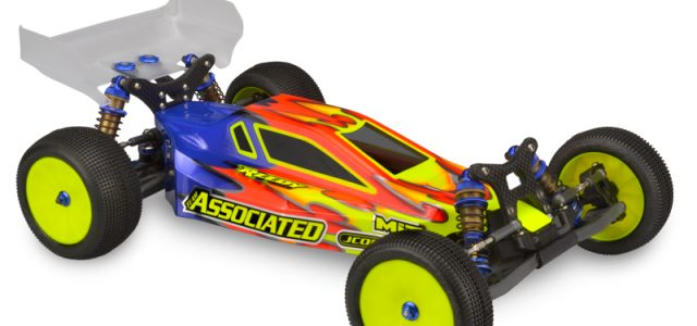 JConcepts Illuzion B6 & B6D Body With Aero Wing