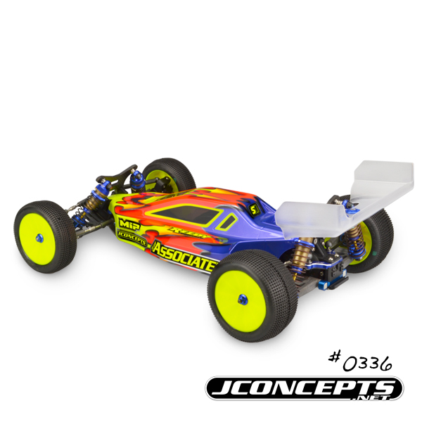 JConcepts Illuzion B6 & B6D Body With Aero Wing (3)