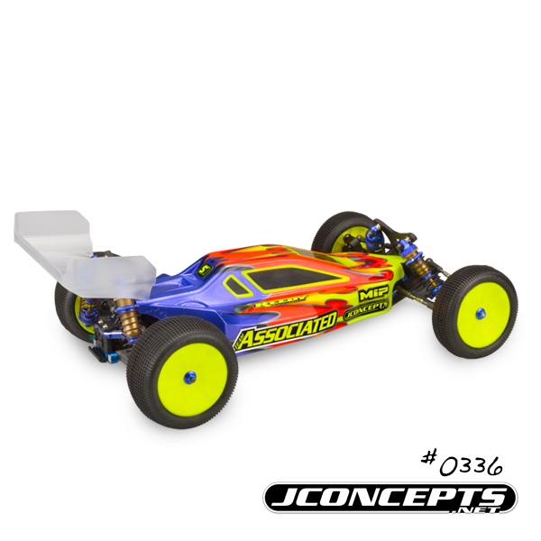 JConcepts Illuzion B6 & B6D Body With Aero Wing (4)
