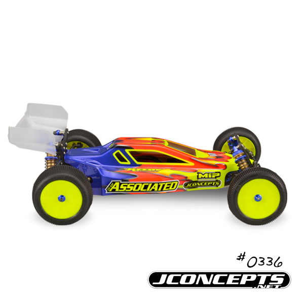 JConcepts Illuzion B6 & B6D Body With Aero Wing (5)