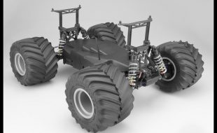 JConcepts Traxxas Slash and Stampede Monster Truck Conversion