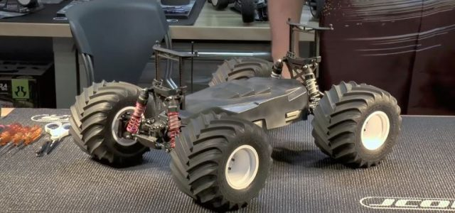 JConcepts Monster Truck Conversion For The Slash [VIDEO]