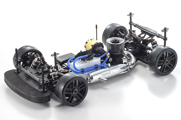 Kyosho Inferno Gt3 Nitro Kit Rc Car Action