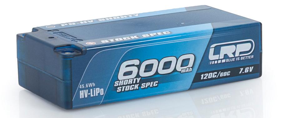 LRP P5-HV Graphene Hardcase Akku 120C_60C 7.6v LiPos (5)
