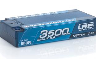 LRP P5-HV Graphene Hardcase Akku 120C/60C 7.6v LiPos