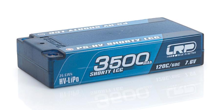 LRP P5-HV Graphene Hardcase Akku 120C_60C 7.6v LiPos (7)