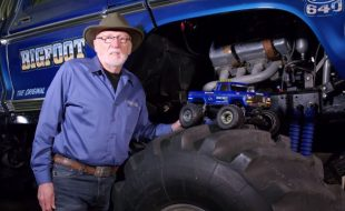 Monster Truck Pioneers: Traxxas And Bigfoot [VIDEO]