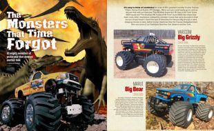 The Monster Trucks that Time Forgot