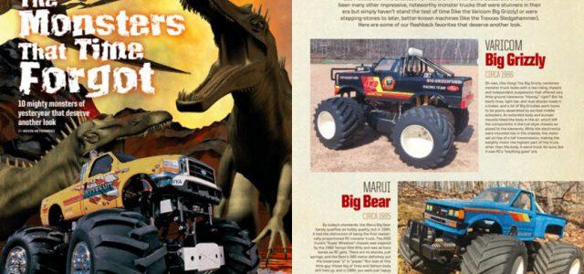 The Monster Trucks that Time Forgot