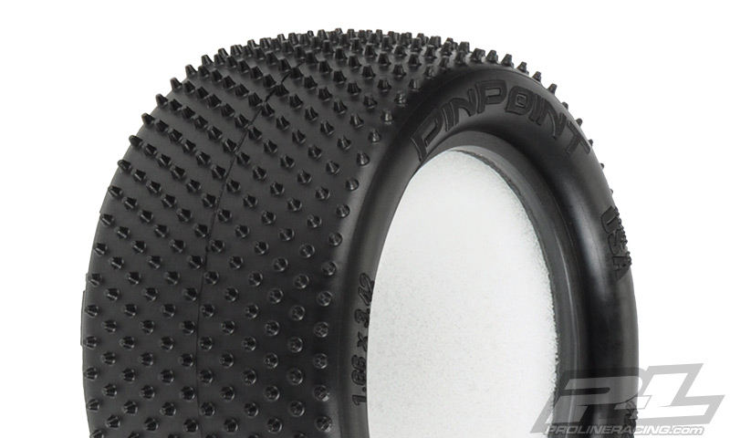 Pin Point 2.2 Off-Road Carpet Buggy Rear Tires (2)