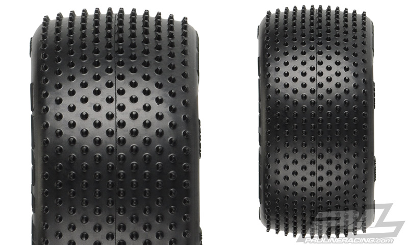 Pin Point 2.2 Off-Road Carpet Buggy Rear Tires (3)