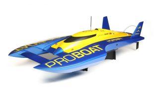 Pro Boat RTR UL-19 30-inch Hydroplane Brushless [VIDEO]