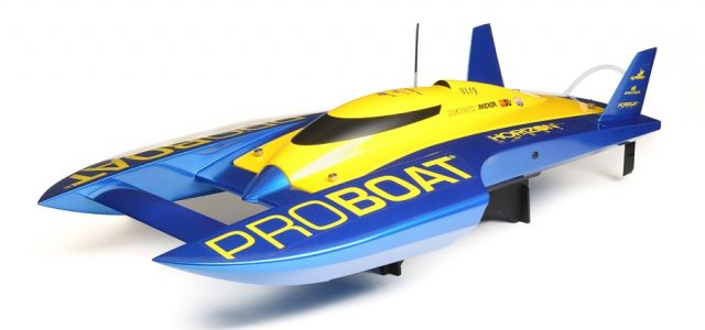 Pro Boat RTR UL-19 30-inch Hydroplane Brushless [VIDEO]