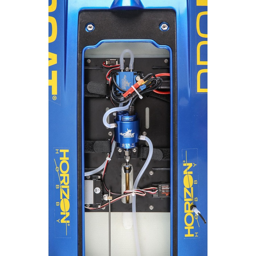 Pro Boat RTR UL-19 30-inch Hydroplane Brushless (8)