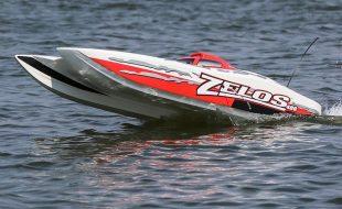 Pro Boat RTR Zelos G 48″ Catamaran