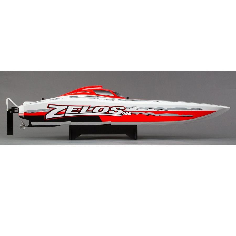 Pro Boat RTR Zelos G 48 Gas Catamaran (6)
