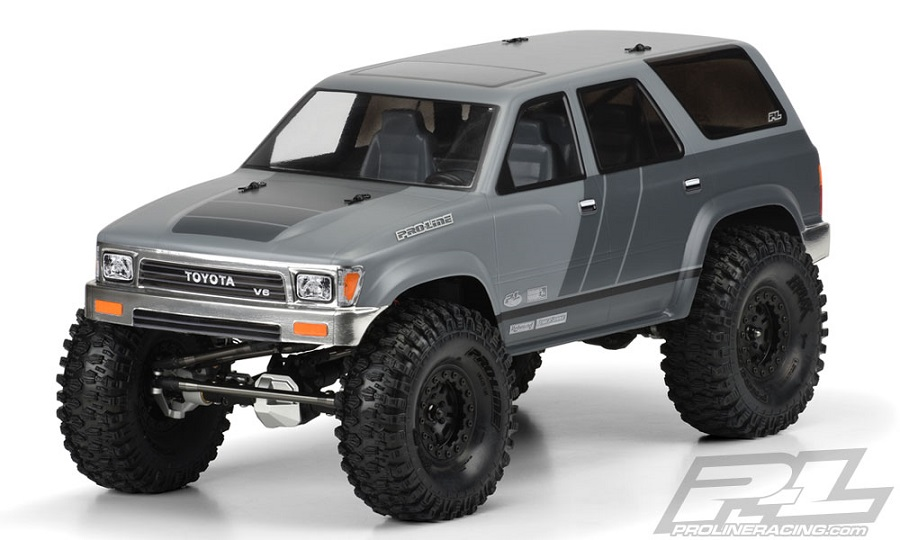Pro-Line 1991 Toyota 4Runner Clear Body (2)