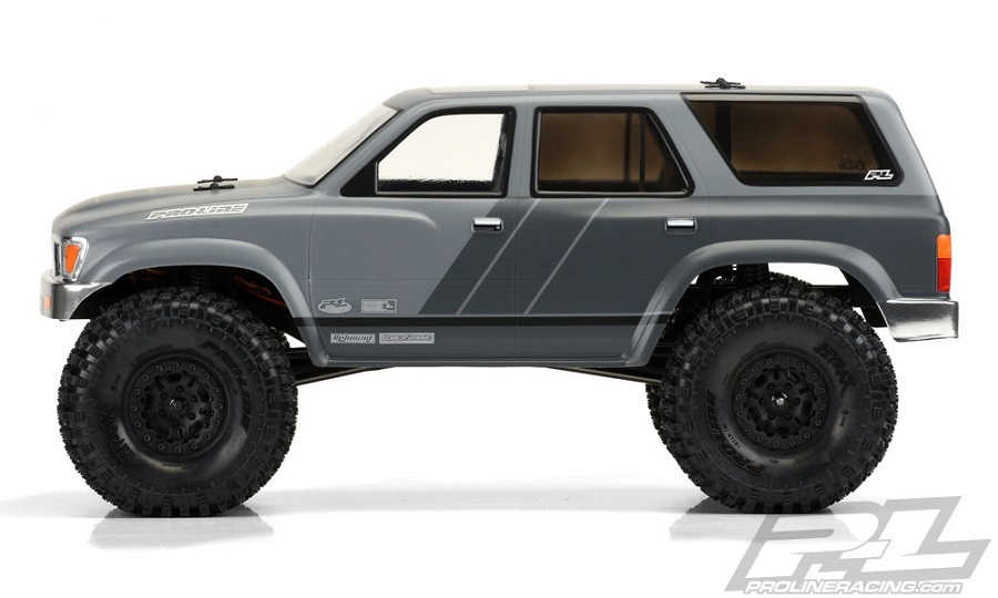 Pro-Line 1991 Toyota 4Runner Clear Body (3)