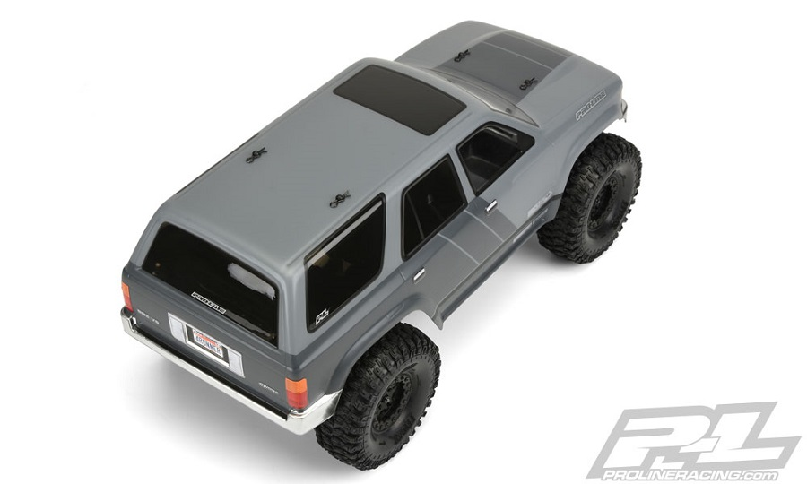 Pro-Line 1991 Toyota 4Runner Clear Body (6)