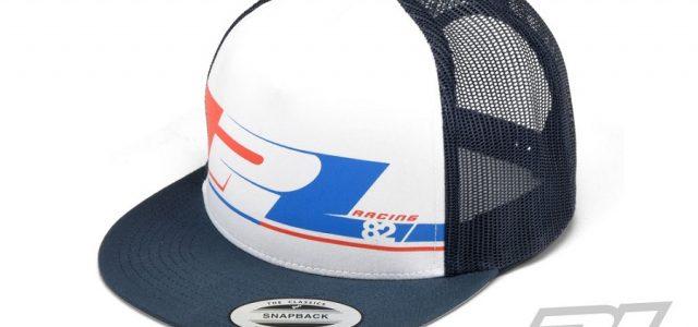 Pro-Line 82 White Trucker Snap Back Hat