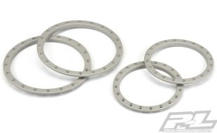 Pro-Line Impulse Pro-Loc Stone Gray Replacement Rings