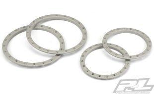 Pro-Line Impulse Pro-Loc Stone Gray Replacement Rings