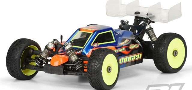 Pro-Line Predator Clear Body For The Mugen MBX7R ECO