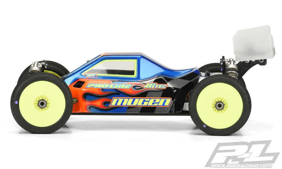 Pro-Line Predator Clear Body For The Mugen MBX7R ECO (2)