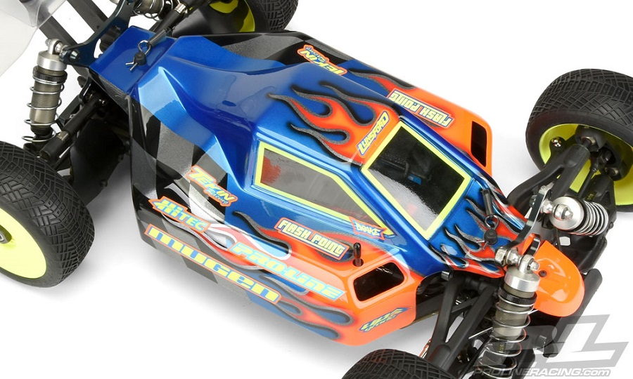 Pro-Line Predator Clear Body For The Mugen MBX7R ECO (3)