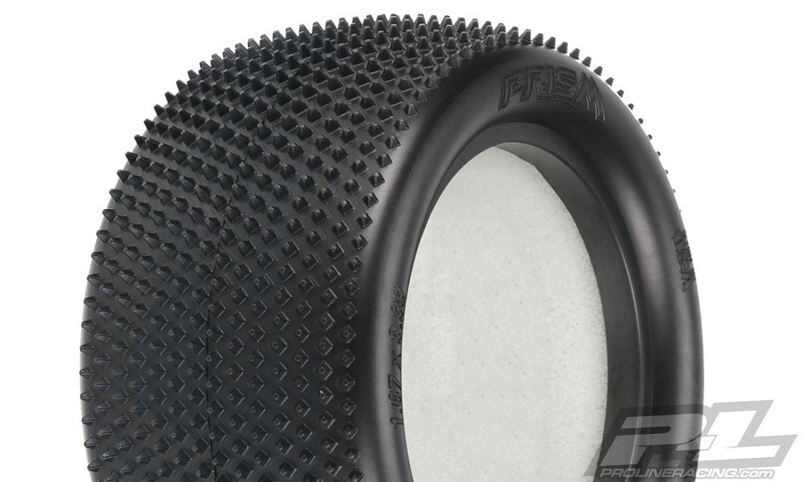 Pro-Line Prism 2.2 Off-Road Carpet Buggy Rear Tires (1)
