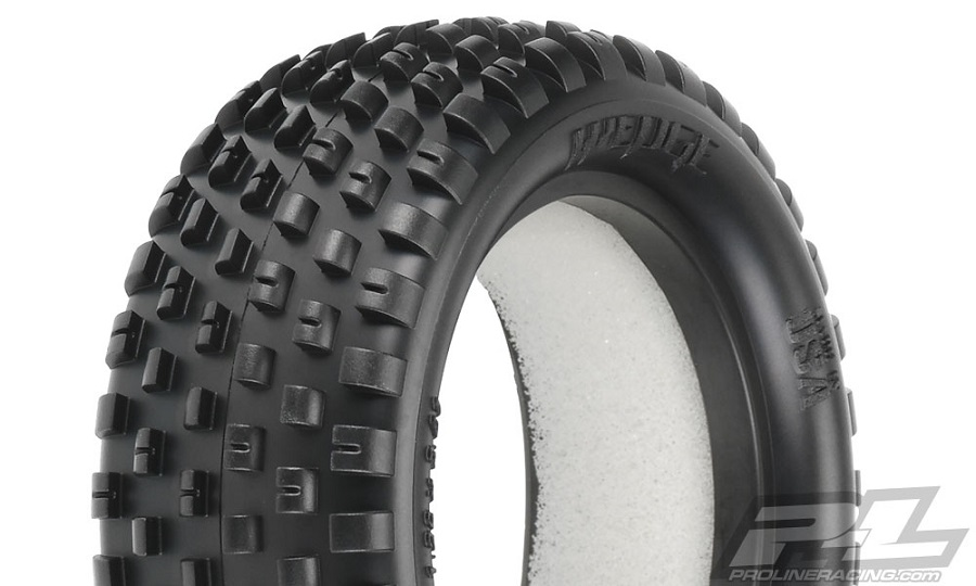 Pro-Line Wedge 2.2 4WD Carpet Buggy Front Tires (1)