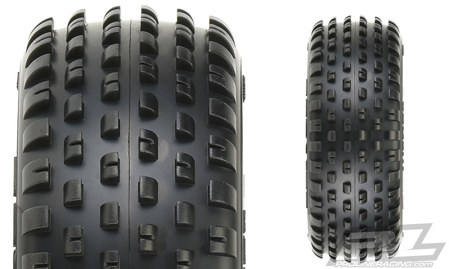 Pro-Line Wedge 2.2 4WD Carpet Buggy Front Tires (2)
