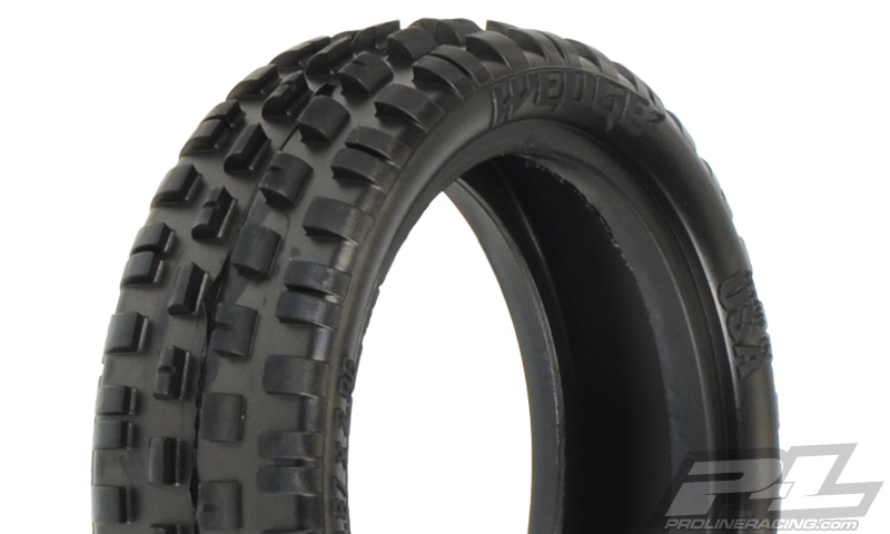 Pro-Line Wedge Squared 2.2 2WD Carpet Buggy Front Tires (3)