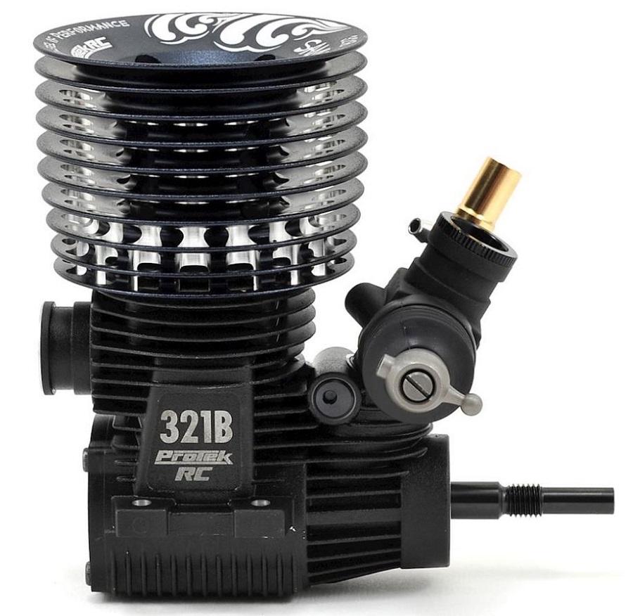 ProTek RC 321B Samurai V2 3-Port .21 Nitro Engine (4)