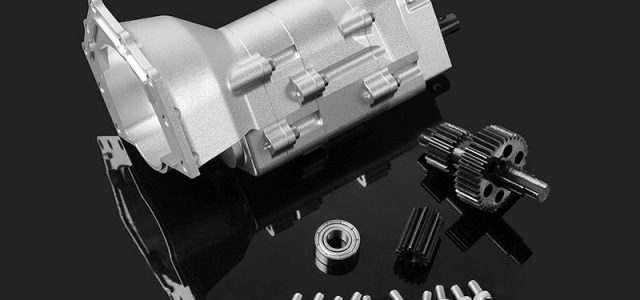 RC4WD TCI Heavy Duty R4 Single Speed Scale Transmission