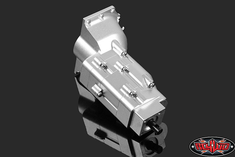 RC4WD TCI Heavy Duty R4 Single Speed Scale Transmission (6)