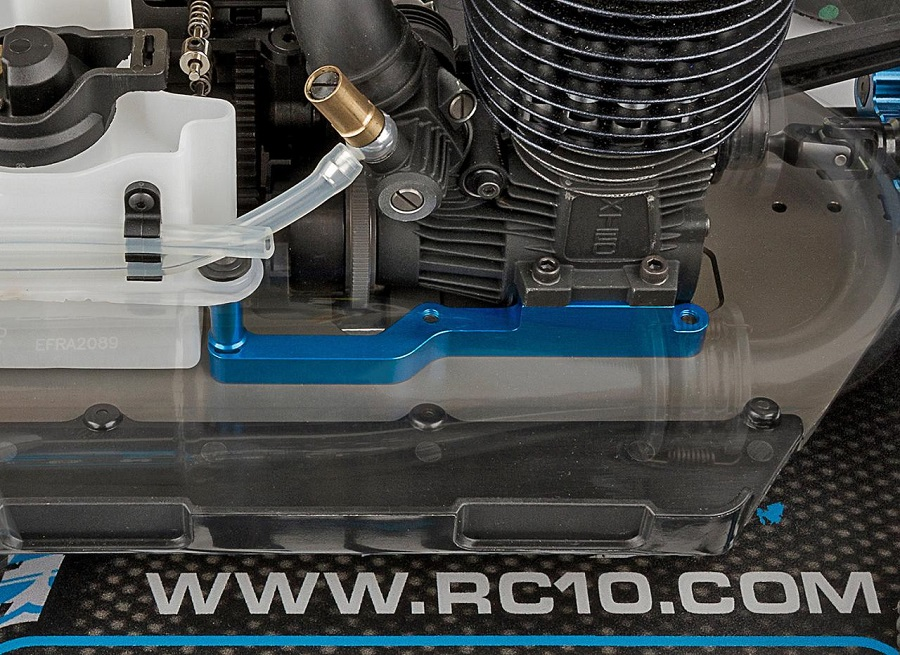RC8B3 FT Rigid Engine Mount (2)