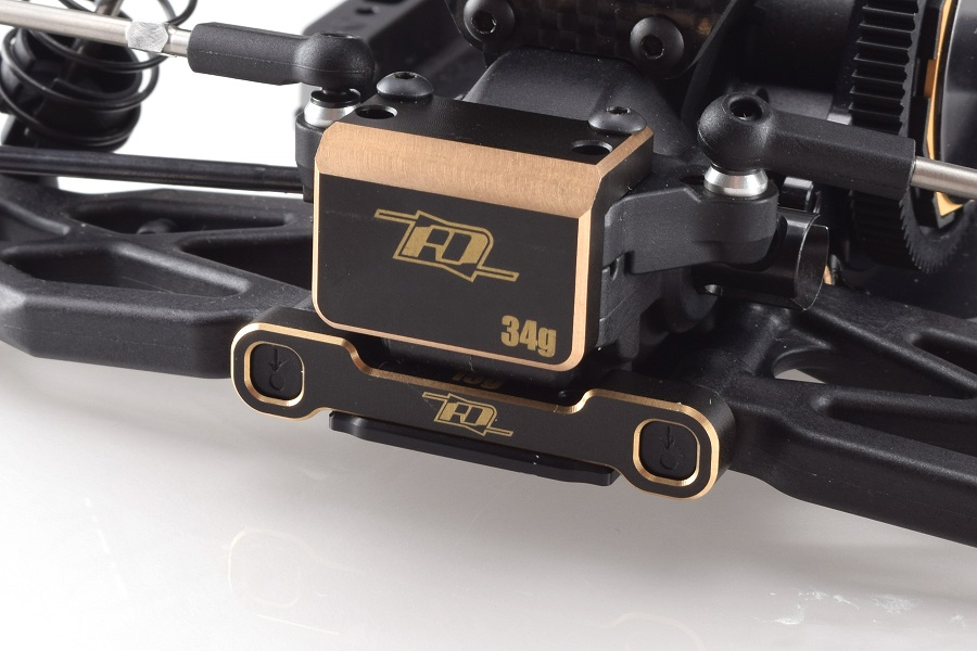 RDRP XB2 Brass Suspension Mounts (4)