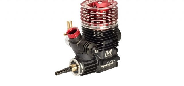 REDS M7WCS Diamond 1/8 On-Road Nitro Engine