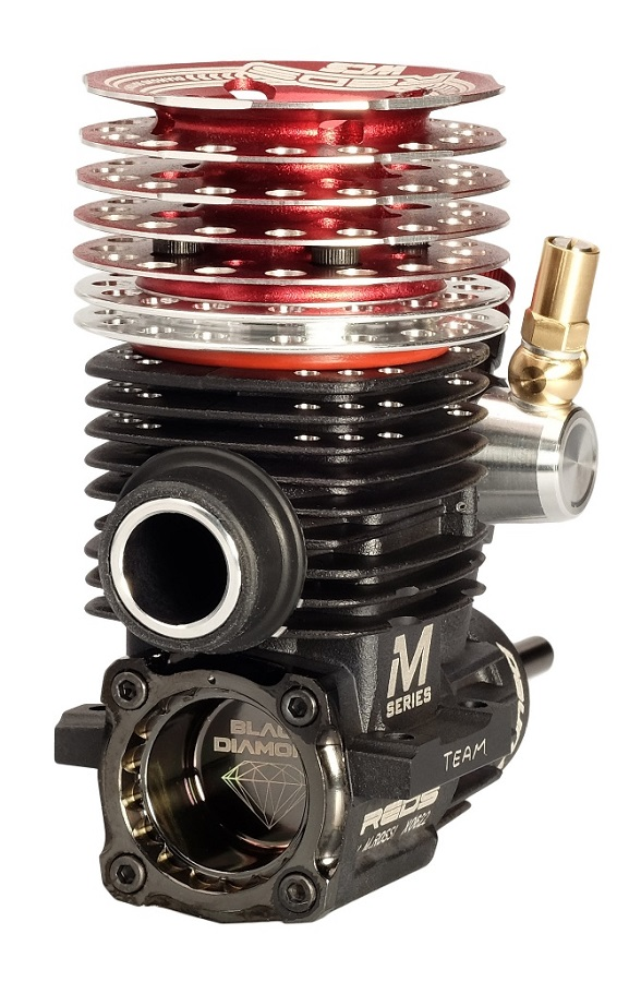 REDS M7WCS Diamond 1_8 On-Road Nitro Engine (2)