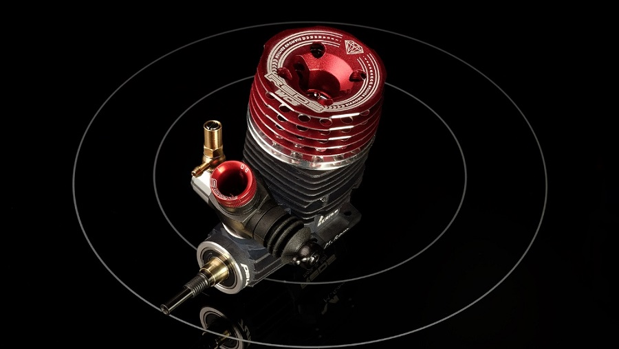 REDS M7WCS Diamond 1_8 On-Road Nitro Engine (4)