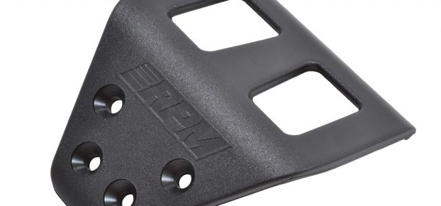 RPM Team Associated B6 & B6D Rear Bumper & Skid Plate