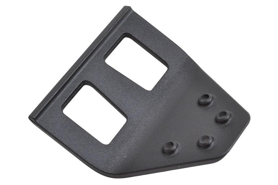 RPM Rear Bumper & Skid Plate For The Associated B6 & B6D (3)