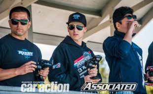 2017 Reedy TC Race: Interview with Team Associated's Spencer Rivkin